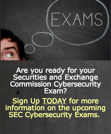 SEC Cybersecurity Exams
