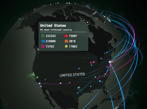 real time cyber threat map
