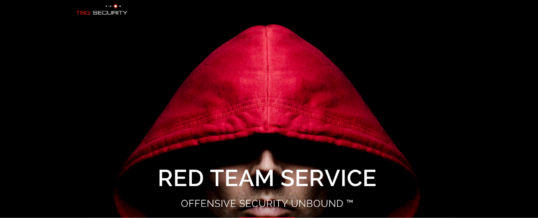 Offensive Security Unbound: introducing Red Team Service
