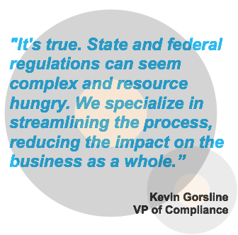 state and federal compliance quotes