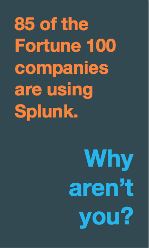 Splunk Cunsulting Services