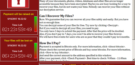 Everything You Need To Know About WannaCry – Right Now