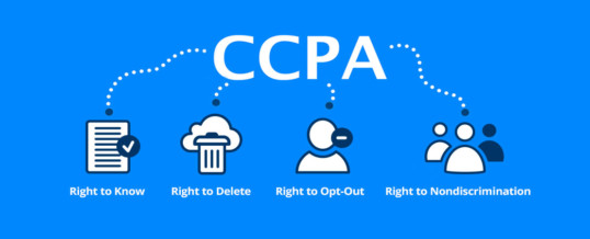 CCPA is now in effect. What you need to do about it