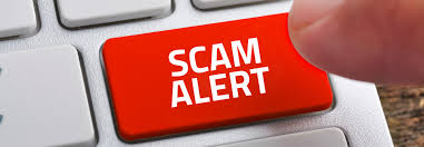 Remember Online Scams Target Businesses Too